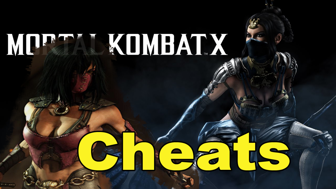 Mortal Kombat X cheats iphone and android