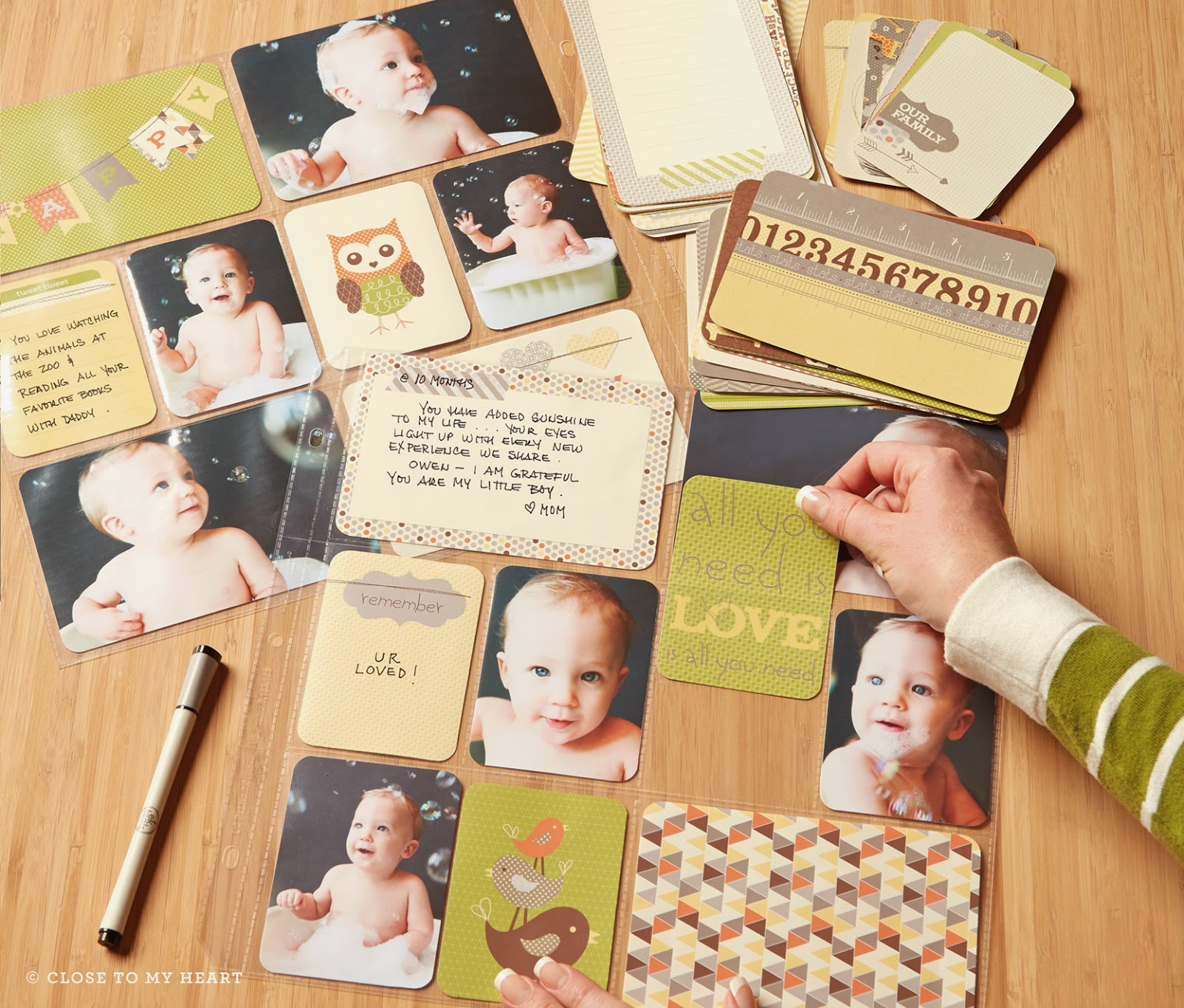 Picture My Life Kits Fast and Easy Scrapbooking