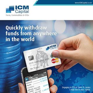 Forex broker issue debit card