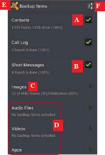 Backup-Contact