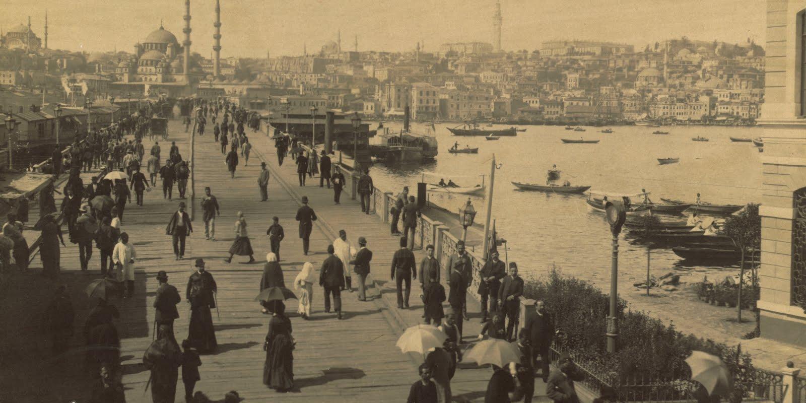 Έλληνες και Τούρκοι πριν τη Μικρασιατική Καταστροφή