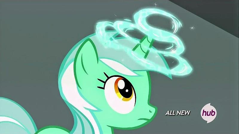 Lyra has her magic disabled