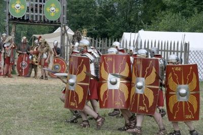 Satu-Legiun-Tentara-Romawi