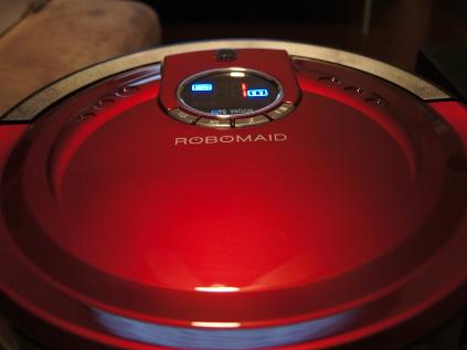 Robomaid- My robotic helper