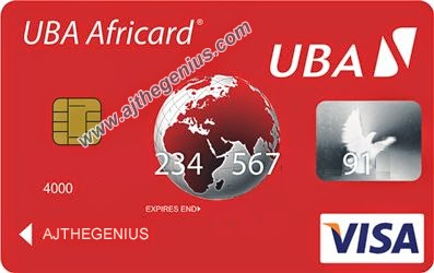 uba visa prepaid card africard is a debit card variant denominated in naira and is pre funded and re loadable it is internationally accepted in all visa - International Prepaid Debit Card
