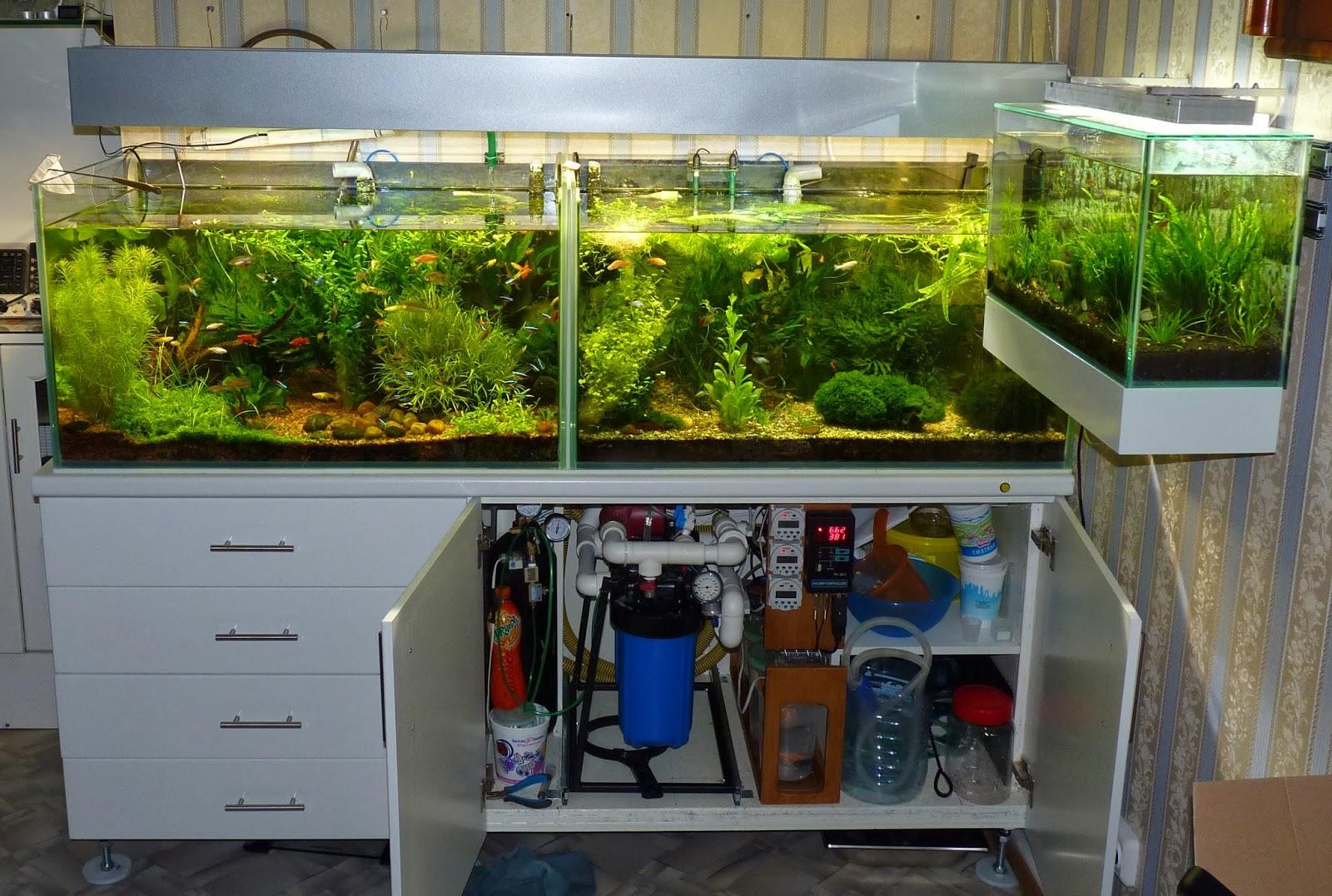 Удо в аквариум своими руками 23