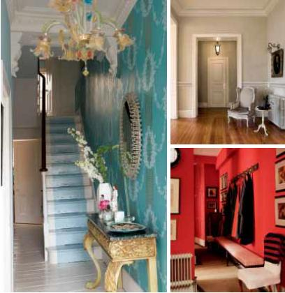 hallway decorating ideas, entryway decor