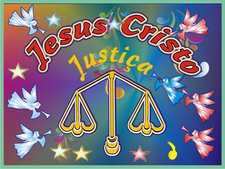 Jesus Cristo A Justiça Divina