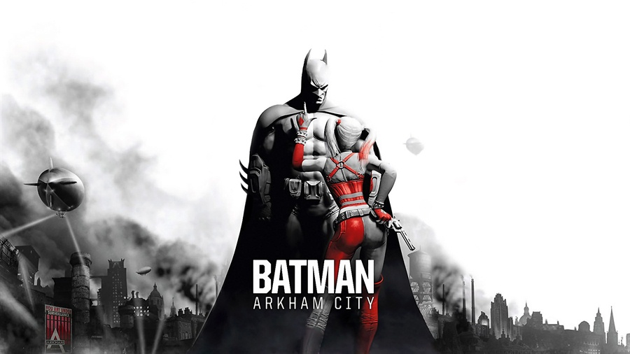 Batman Arkham City PC Download Poster