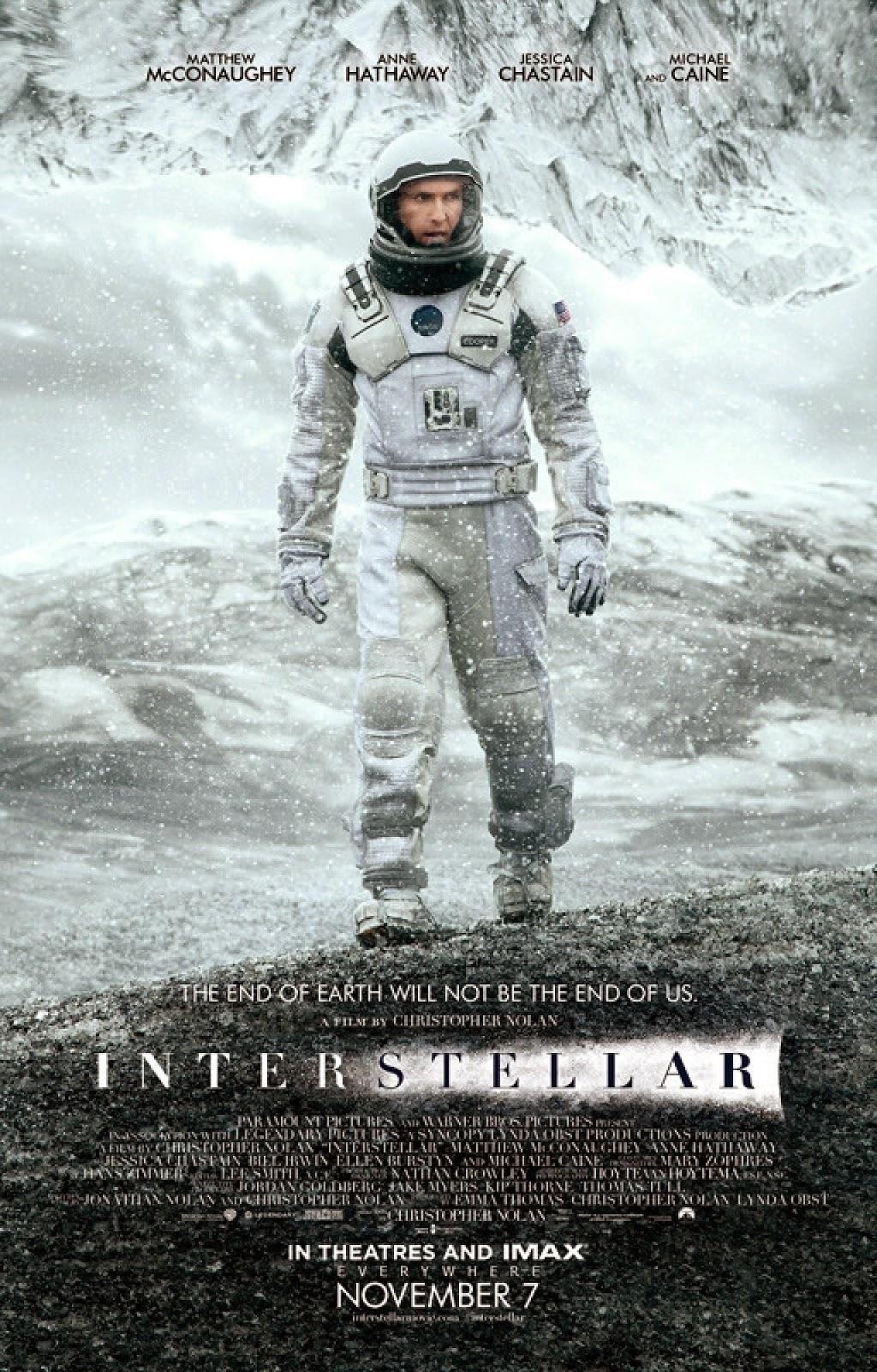 Interstellar Ver gratis online en vivo streaming sin descarga ni torrent