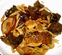 simple chinese recipe for stir frying mixed mushroom