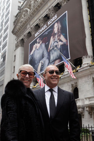 Michael kors is set to sell another 25 million shares of the company