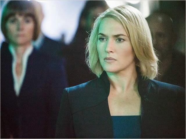 """Kate Winslet en """"Divergente"""""""