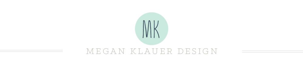 Megan Klauer Design
