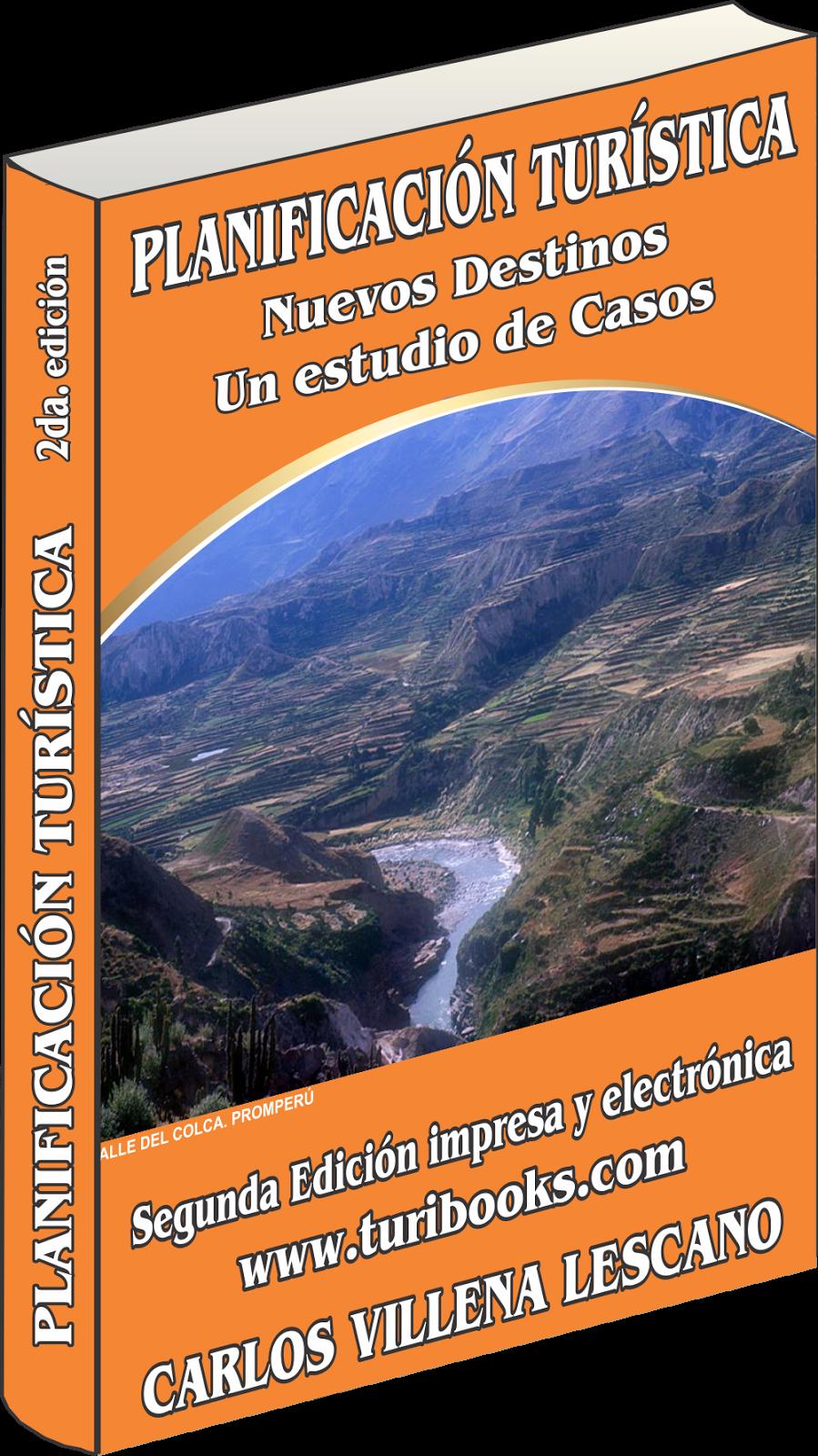 Planificación Turística. Edición 2014