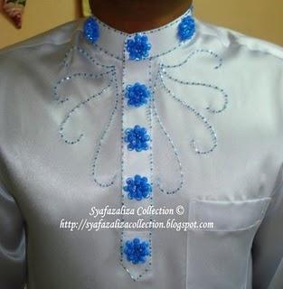 nie pulak design baju melayu moden