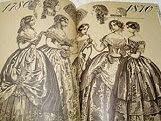 móda 1780-1870