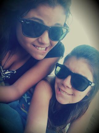 True friends ♥ .