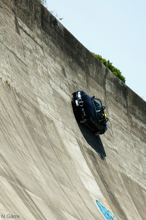 Circuito Terramar : Copernicus el autódromo abandonado de sitges barcelona
