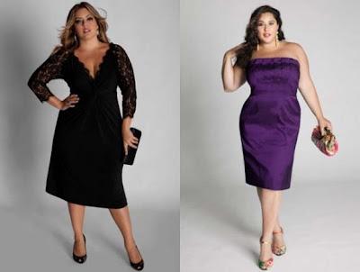vestidos gordinhas