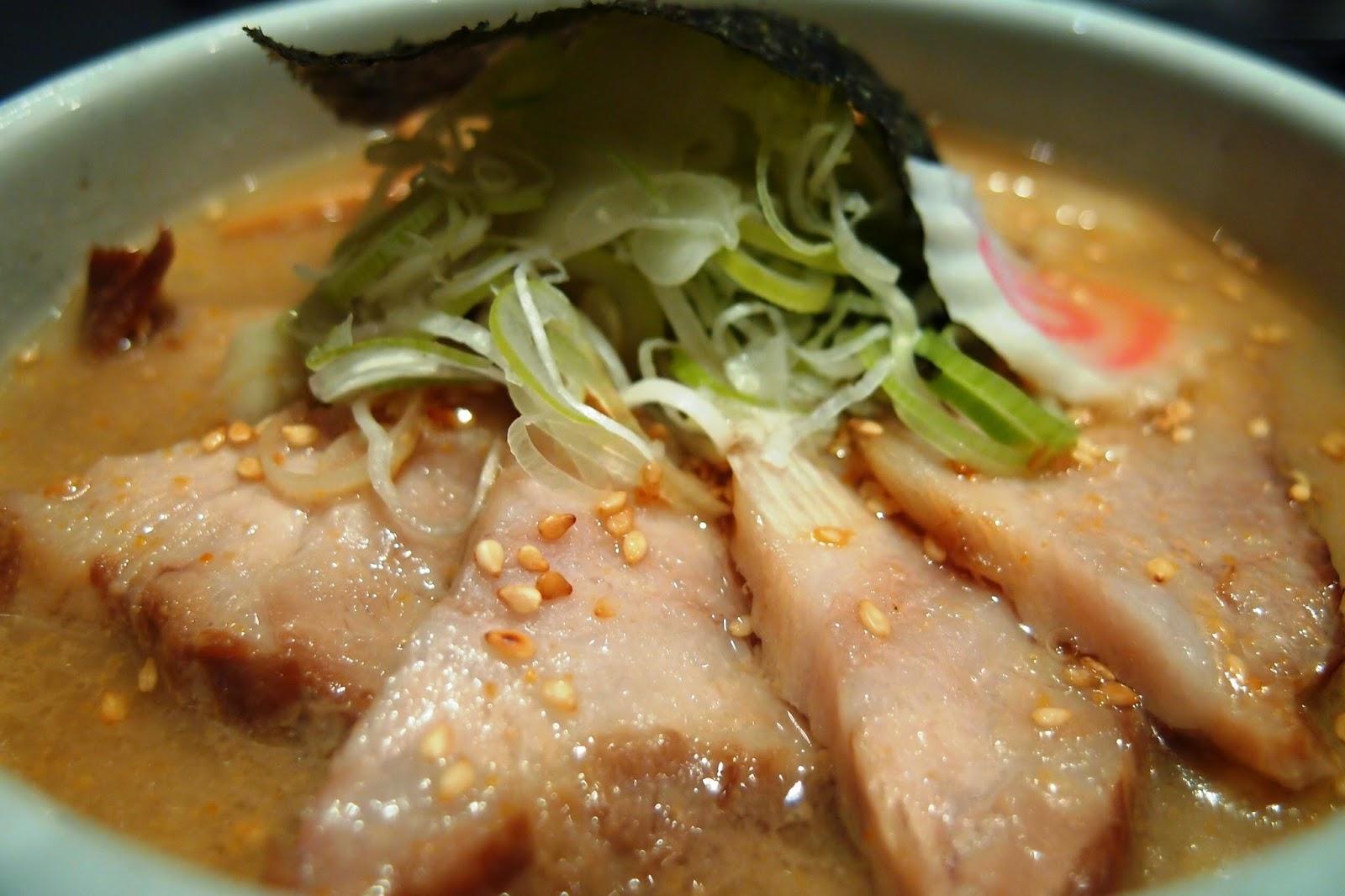 Follow Me To Eat La Malaysian Food Blog Ramen Iscing