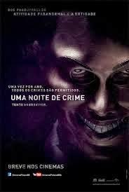 """Poster do filme """"Uma Noite de Crime"""""""
