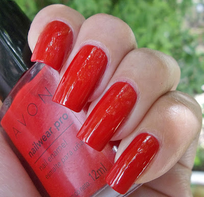 Avon Real red