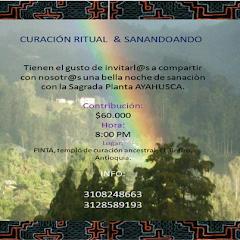 CURACIÓN RITUAL & SANANDOANDO
