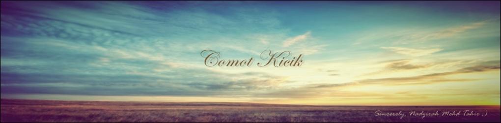 ..comot+kicik ^^v..