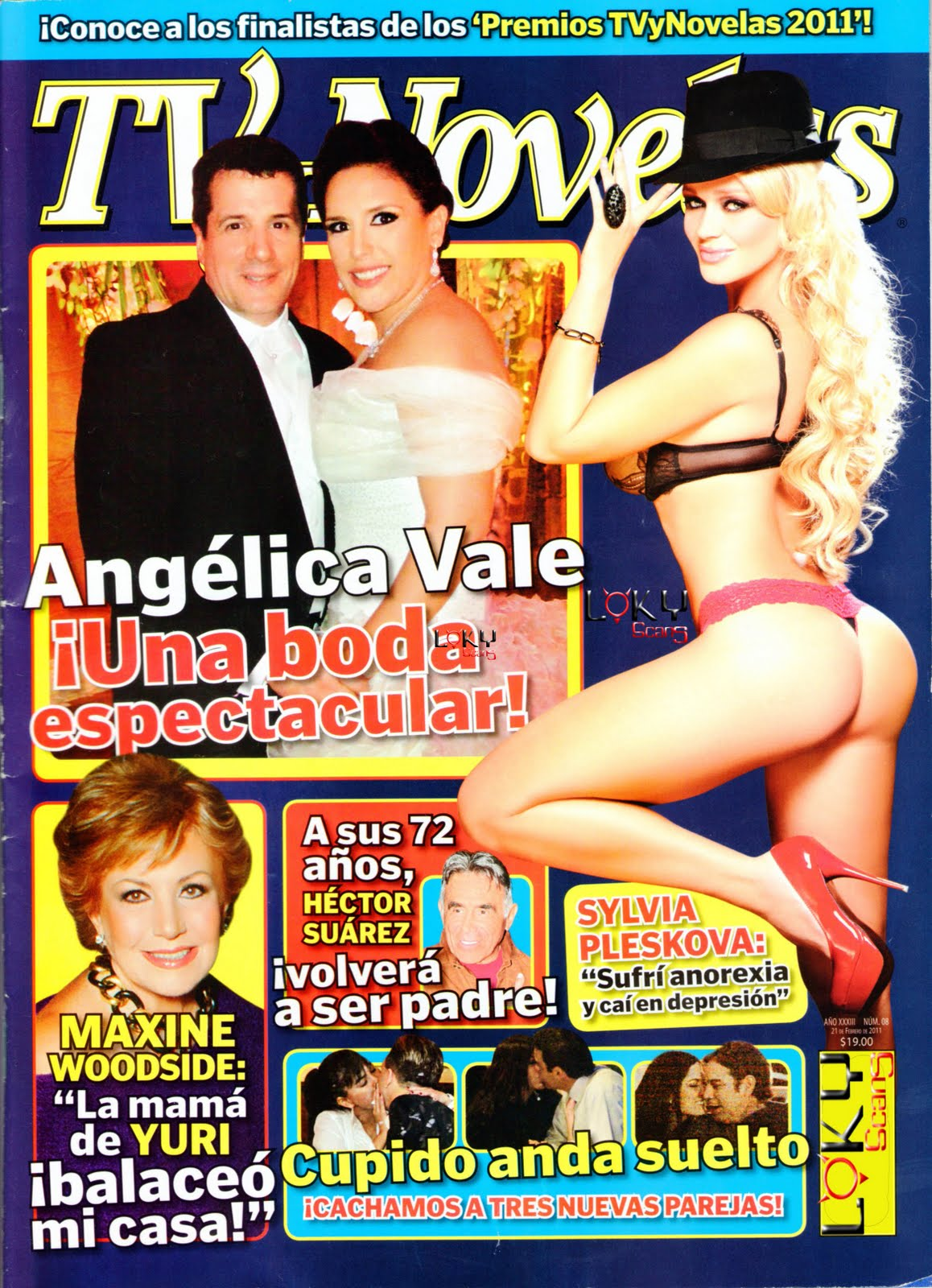 Diosa Canales Playboy