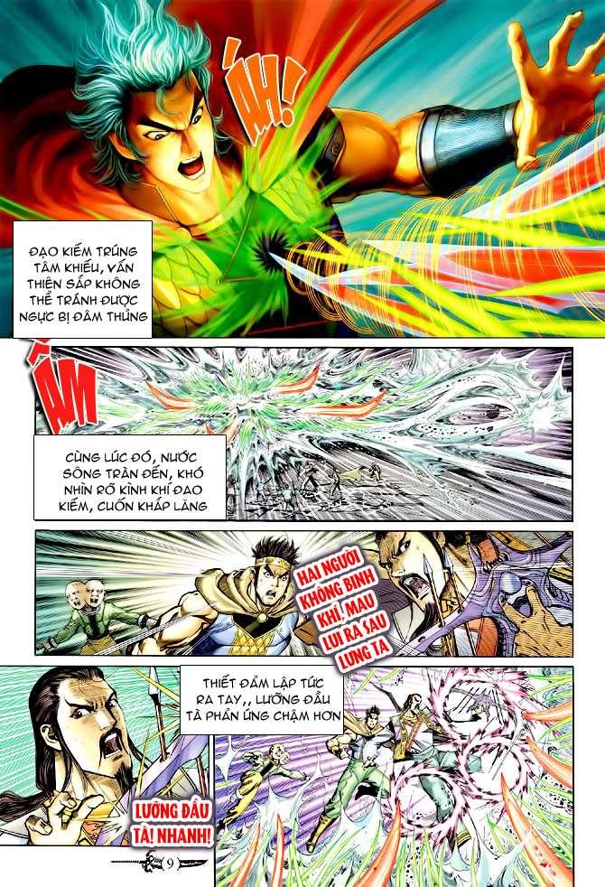 Thần Binh Huyền Kỳ I chap 146 - Trang 9