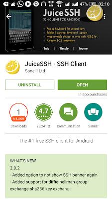 Cara Setting Mikrotik Menggunakan Android via SSH – Pusat Pengetahuan