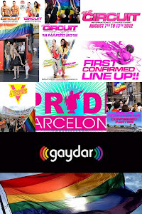 COLLAGE CIRCUIT FESTIVAL 2012 BCN