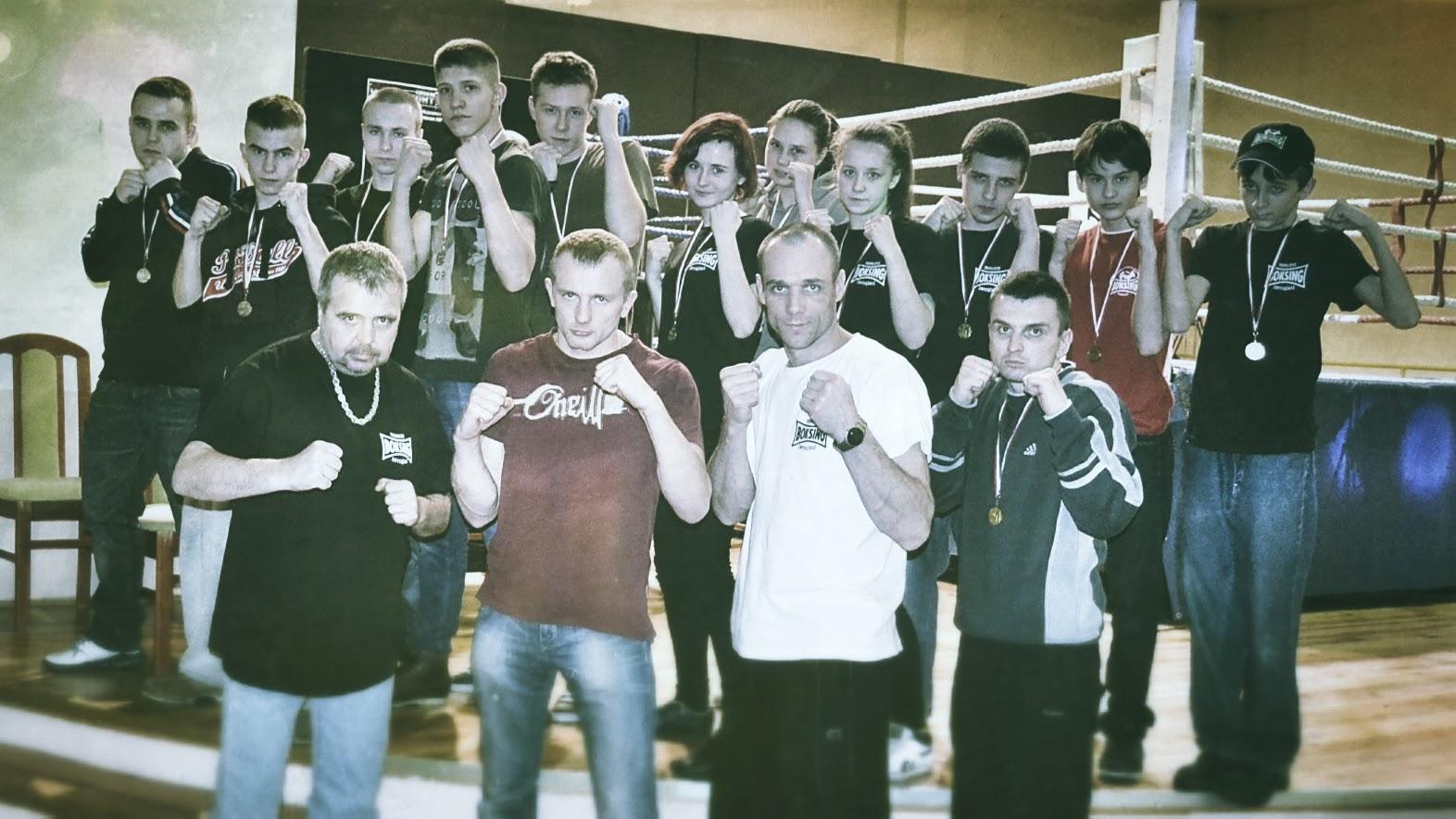 kickboxing, boks, muay thai, k-1, trening, sporty walki, Zielona Góra, początkujący, zawodnicy, sportowcy