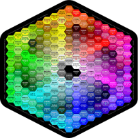 Hex Color Chart and Generator