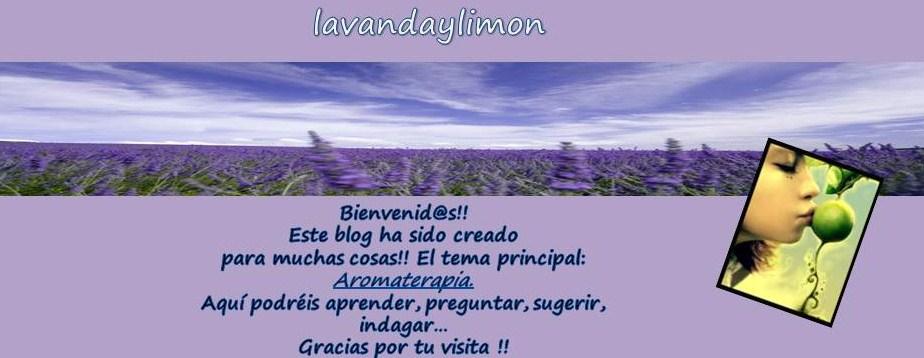 lavandaylimon