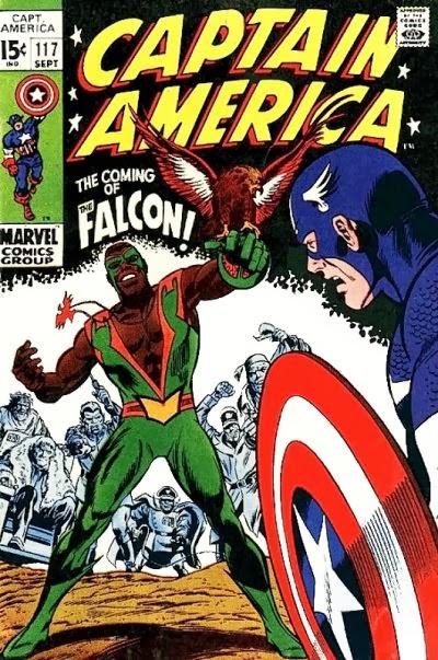 Captain America #117 image