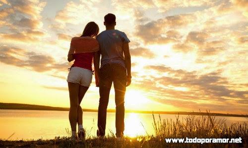 Amanecer con tu pareja