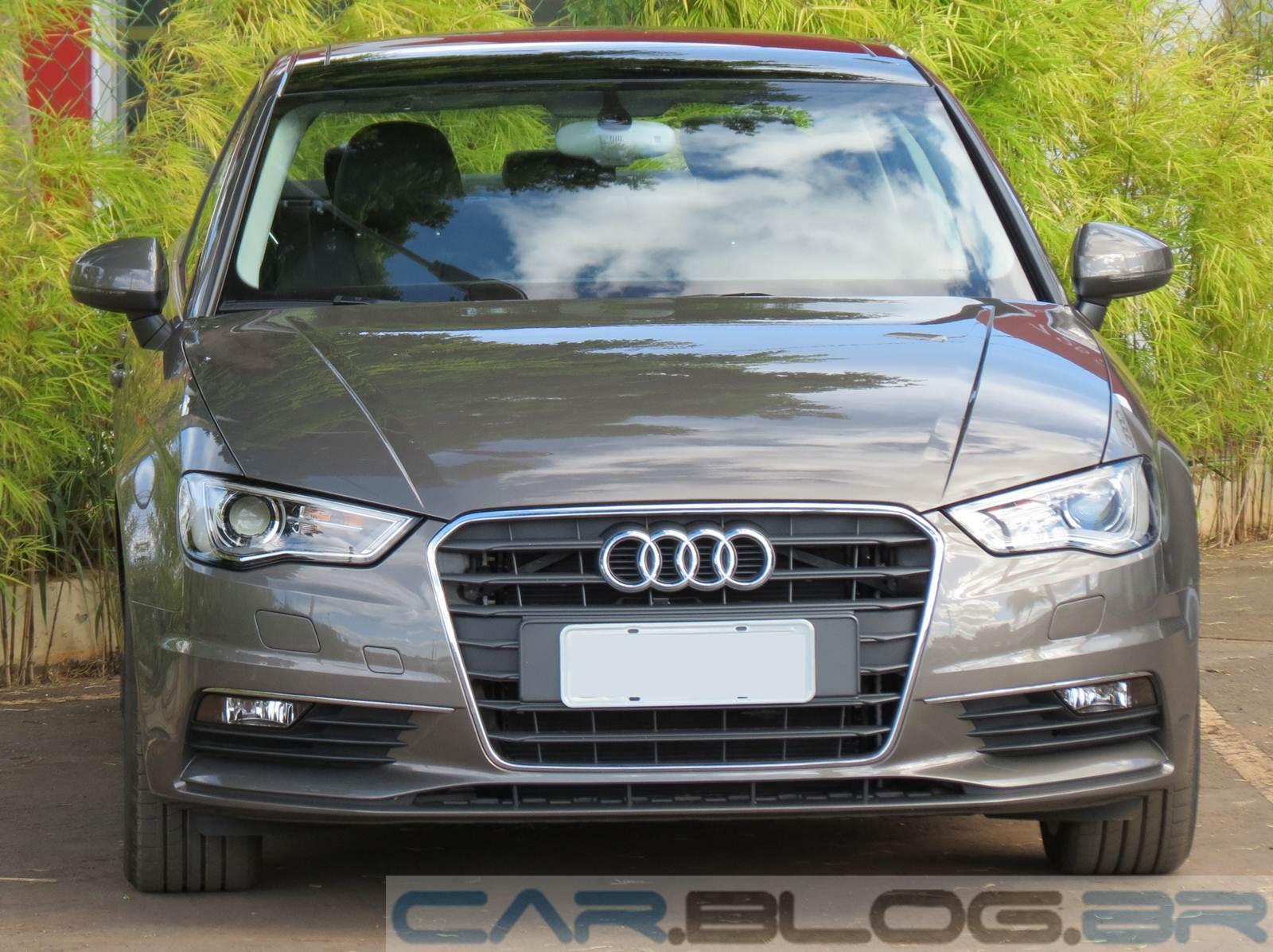 audi a3 sedan 1.4 flex já é produzido no brasil - pré-série | car