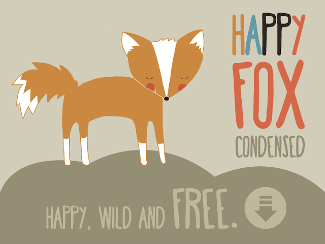 Happy Fox Font Download