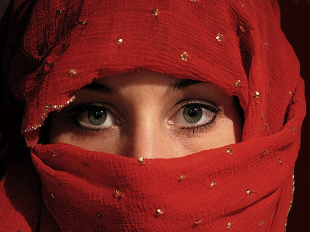 Arabic women: Arabic woman eyes - Arabic woman Arabian Women Eyes