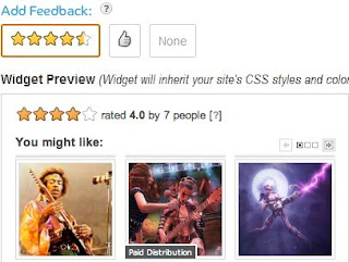 Outbrain Related Posts Widget