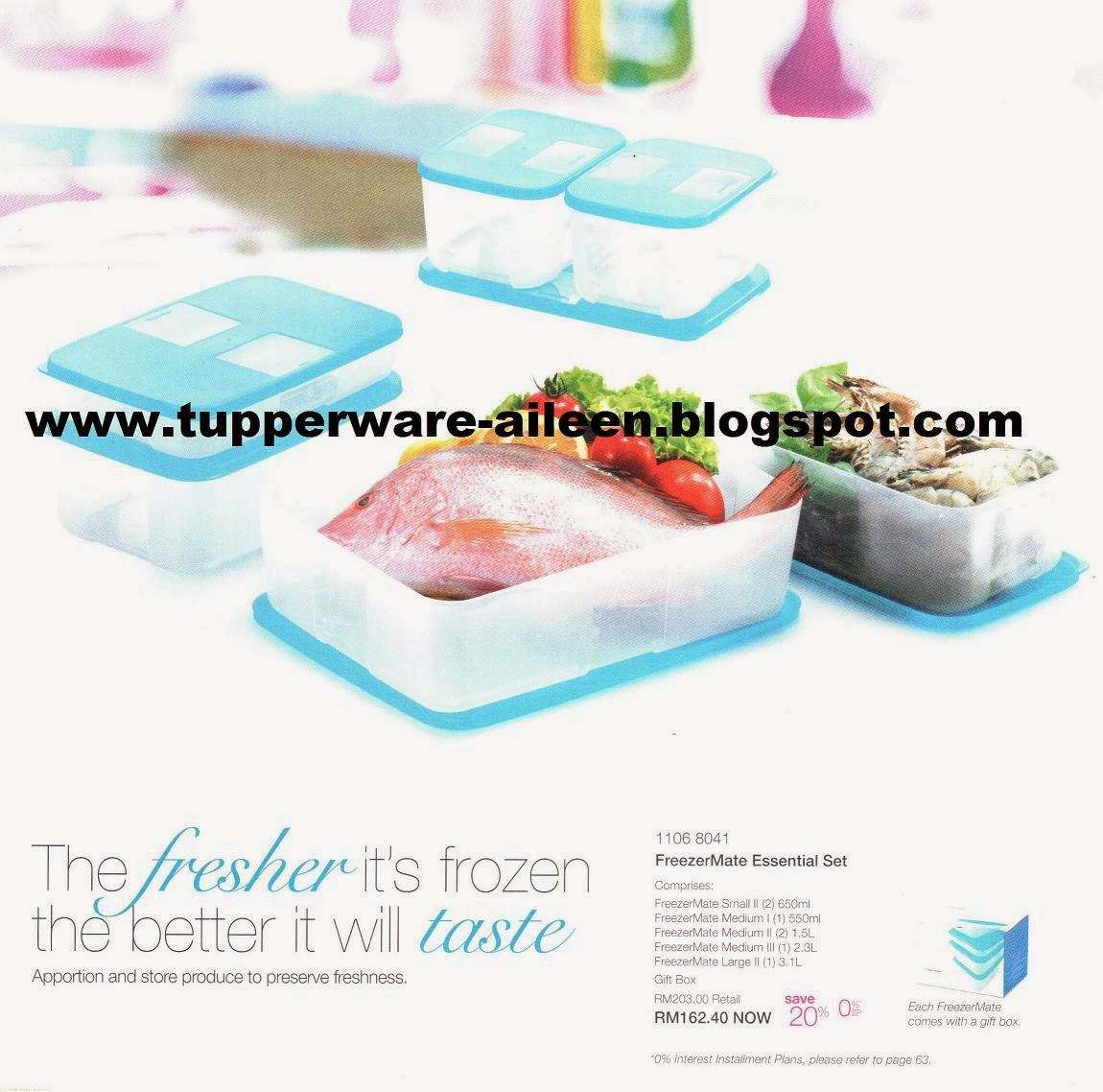 Tupperware Storage Solutions