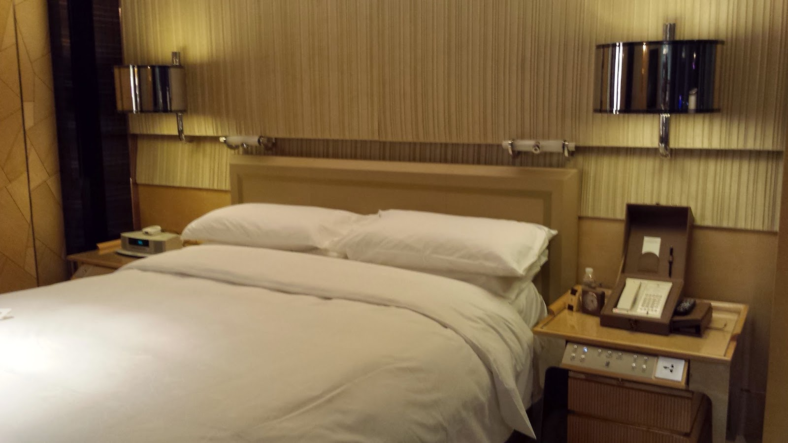 Hotel Rooms Abroad Uncomfortable