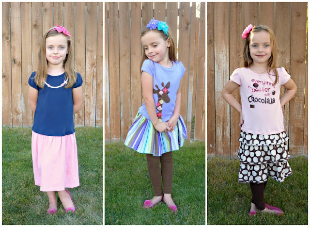 one seam kids dress refashion and sewing tutorial