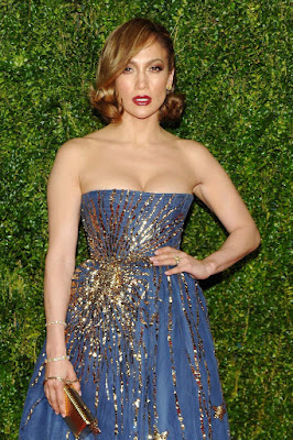 Jennifer Lopez at 69th Annual Tony Awards