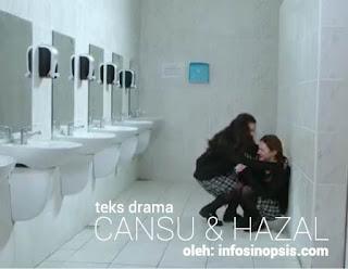 Sinopsis Cansu dan Hazal Episode 14