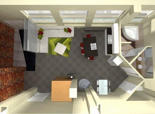 Iluminaci n de espacios peque os en casa ideas para for Diseno de espacios pequenos