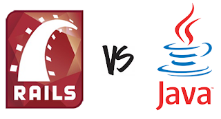 Rails vs Java