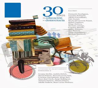 30 AÑOS DE EDUCACION EN DEMOCRACIA